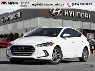 Used 2018 Hyundai Elantra GL  - $133 B/W - Low Mileage for sale in Kanata, ON