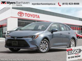 New 2021 Toyota Corolla LE Upgrade Package  - Sunroof - $160 B/W for sale in Ottawa, ON