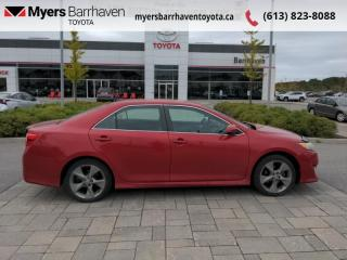 Used 2012 Toyota Camry SE  - Leather Seats -  Fog Lamps for sale in Ottawa, ON