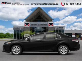 Used 2018 Toyota Camry SE  - Leather Seats -  Heated Seats for sale in Ottawa, ON