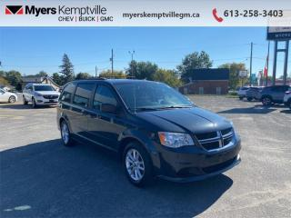 Used 2013 Dodge Grand Caravan SXT  -  Power Windows for sale in Kemptville, ON