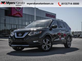 Used 2019 Nissan Rogue SV  - Heated Seats for sale in Kanata, ON