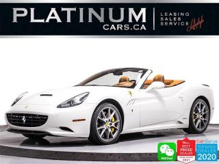 Used 2013 Ferrari California 490HP,4.3L V8, CONVERTIBLE ,NAVI , PADDLE SHIFTERS for sale in Toronto, ON