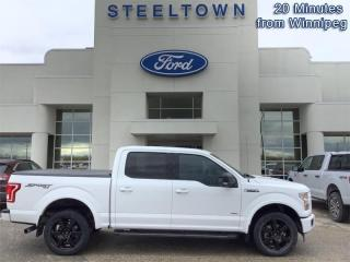 Used 2017 Ford F-150 XLT  - Bluetooth -   A/C for sale in Selkirk, MB