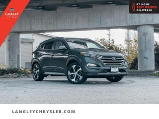 Used 2018 Hyundai Tucson 1.6T AWD Ultimate  Leather/ Navi/ Backup Cam/ Heated & Cooled Seats/ AWD for sale in Surrey, BC