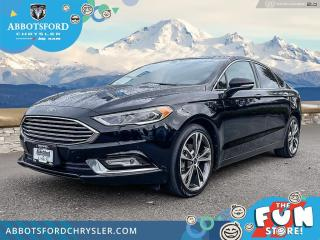 Used 2017 Ford Fusion SEL  - $189 B/W for sale in Abbotsford, BC