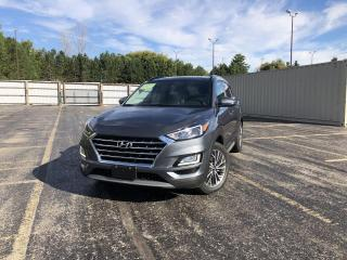 Used 2019 Hyundai Tucson LUXURY HTRAC AWD for sale in Cayuga, ON