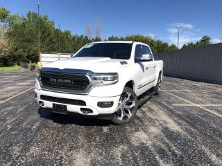 Used 2019 RAM 1500 Limited CREW 4WD for sale in Cayuga, ON