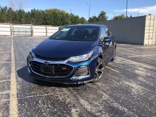 Used 2019 Chevrolet Cruze LT RS for sale in Cayuga, ON