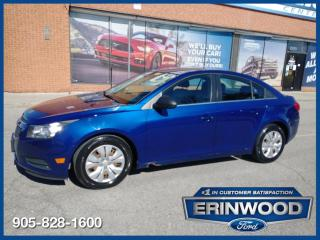 Used 2012 Chevrolet Cruze LS+ w/1SB for sale in Mississauga, ON