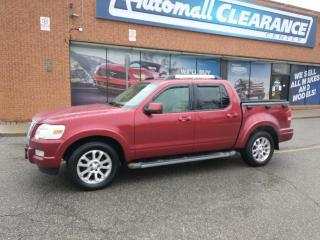 Used 2007 Ford Explorer LIMITED for sale in Mississauga, ON
