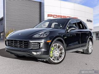 Used 2015 Porsche Cayenne S E-Hybrid for sale in Halifax, NS