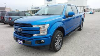 Used 2019 Ford F-150 Lariat for sale in New Hamburg, ON