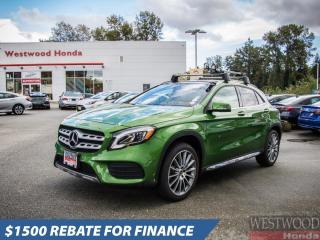 Used 2018 Mercedes-Benz GLA 4MATIC for sale in Port Moody, BC