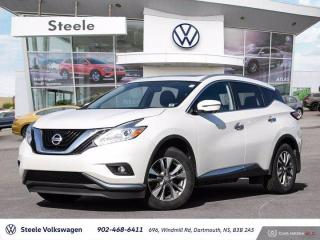 Used 2017 Nissan Murano SL for sale in Dartmouth, NS