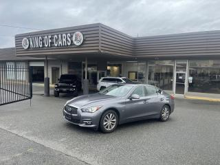 Used 2016 Infiniti Q50 2.0T for sale in Langley, BC