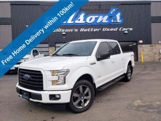 Used 2017 Ford F-150 XLT Crew Cab 4x4 3.5 EcoBoost V6 - Sport Package, Navigation, Heated Seats & Much More! for sale in Guelph, ON