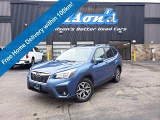 Used 2019 Subaru Forester Convenience AWD, Eyesight Package, Adaptive Cruise, Heated Seats, Power Seat & Much More! for sale in Guelph, ON