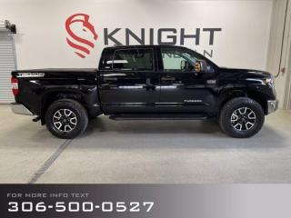 Used 2021 Toyota Tundra SR5, Local trade, Upgraded tires! for sale in Moose Jaw, SK