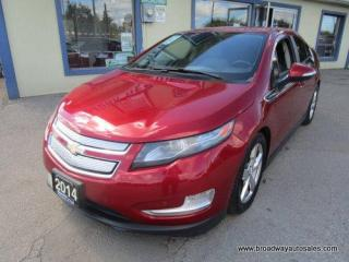 Used 2014 Chevrolet Volt GREAT VALUE LS-EDITION 5 PASSENGER 1.4L - HYBRID/ELECTRIC ENGINE.. DRIVE & ECO MODE.. BACK-UP CAMERA.. BLUETOOTH SYSTEM.. KEYLESS ENTRY.. for sale in Bradford, ON
