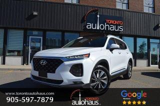 Used 2019 Hyundai Santa Fe 2.0T AWD LUXURY I LEATHER I PANORAMIC for sale in Concord, ON