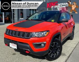 Used 2019 Jeep Compass Trailhawk for sale in Duncan, BC