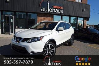 Used 2017 Nissan Qashqai SL I AWD I LEATHER I SUNROOF for sale in Concord, ON
