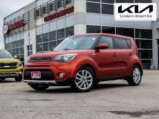 Used 2017 Kia Soul EX for sale in London, ON