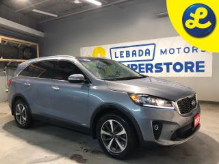 Used 2020 Kia Sorento EX V6 AWD *  Navigation * Panoramic Sunroof * 7 Passenger *  Heated Leather Seats * Remote Start * Push Button Start * 360 Degree Back Up Camera * App for sale in Cambridge, ON