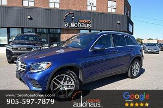 Used 2017 Mercedes-Benz GL-Class GLC300 I NAVI I PANORAMA I 360CAM for sale in Concord, ON