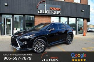 Used 2018 Lexus RX 350 F SPORT 3 I NO ACCIDENTS I PANORAMIC for sale in Concord, ON