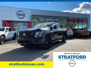 Used 2018 Nissan Titan for sale in Stratford, ON