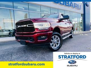 Used 2019 RAM 2500 Big Horn for sale in Stratford, ON