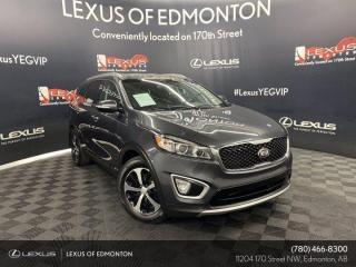 Used 2017 Kia Sorento EX V6 for sale in Edmonton, AB