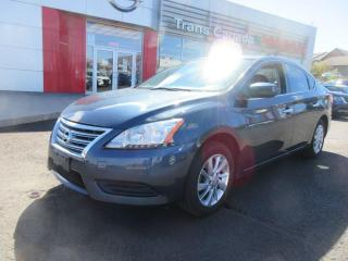 Used 2015 Nissan Sentra for sale in Peterborough, ON