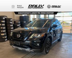 Used 2019 Nissan Pathfinder for sale in Prince Albert, SK