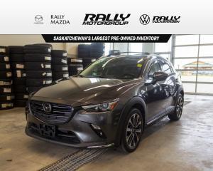 Used 2019 Mazda CX-3 GT for sale in Prince Albert, SK