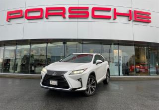 Used 2017 Lexus RX 350 8A for sale in Langley City, BC