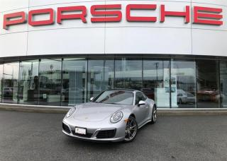 Used 2019 Porsche 911 Carrera 4 Coupe PDK for sale in Langley City, BC