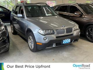 Used 2008 BMW X3 3.0I for sale in Port Moody, BC