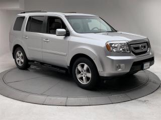 Used 2011 Honda Pilot EX-L 4WD 5AT for sale in Vancouver, BC