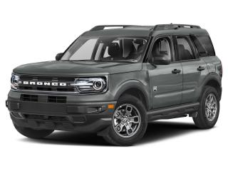 New 2021 Ford Bronco Sport BIG BEND for sale in Hagersville, ON