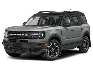 New 2021 Ford Bronco Sport OUTER BANK for sale in Hagersville, ON