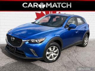 Used 2017 Mazda CX-3 GX / AUTO / REVERSE CAMERA / NO ACCIDENTS for sale in Cambridge, ON