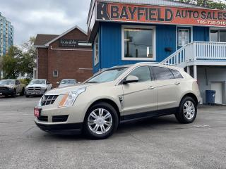Used 2012 Cadillac SRX Luxury AWD **Pano Roof/Remote Start** for sale in Barrie, ON