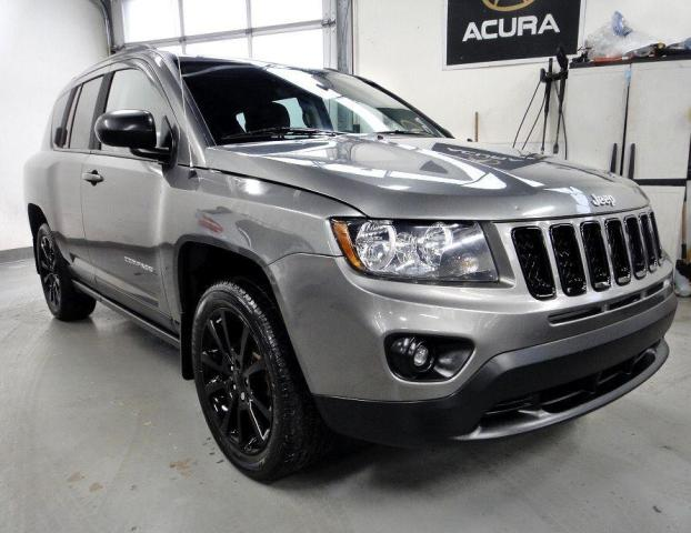 2012 Jeep Compass Sport,ALL SERVICE RECORD,NO ACCIDENT,LOW KM