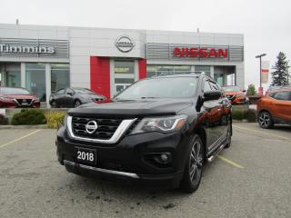 Used 2018 Nissan Pathfinder for sale in Timmins, ON