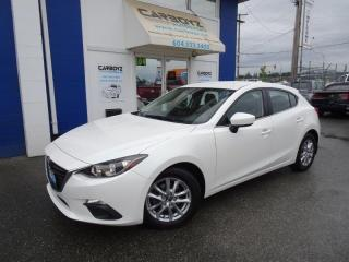 Used 2014 Mazda MAZDA3 Sport GS SKY, Hatchback, Reverse Cam, Htd Seats for sale in Langley, BC