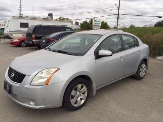 Used 2008 Nissan Sentra 2.0 for sale in Mississauga, ON