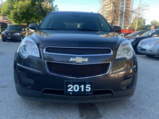 Used 2015 Chevrolet Equinox LT for sale in Scarborough, ON